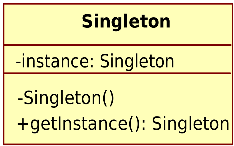 singleton nodejs